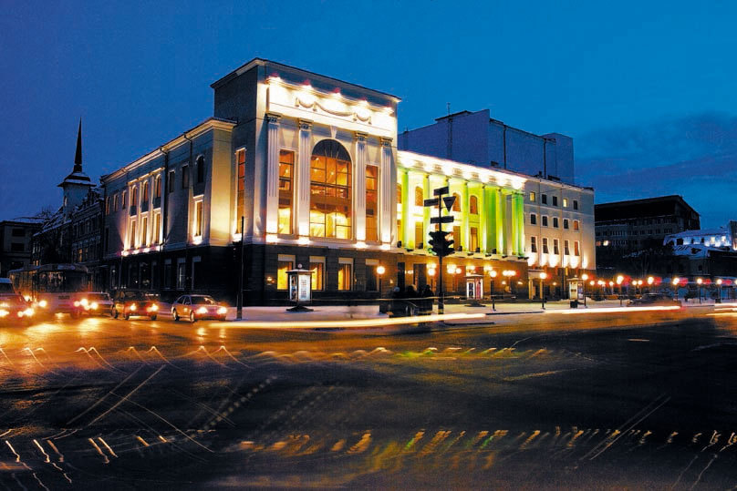 Tyumen Philharmonic Hall